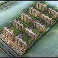 竹园温泉小镇 建筑规划