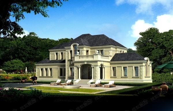 安吉龙山庄园法式风类独栋别墅新房源推出 售楼处预约