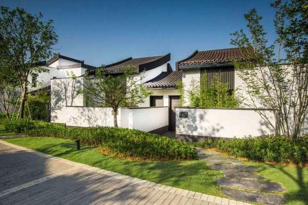 中国人院子,新中式别墅是每个中国人最初的追求!