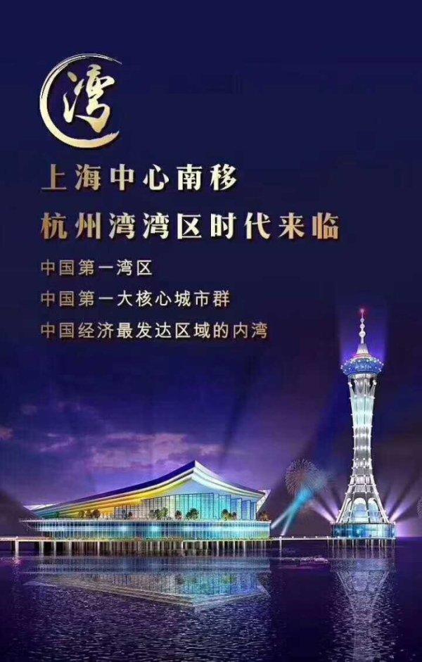 杭州湾新区神盘,巨献中南海悦湾 最新价格 项目解析