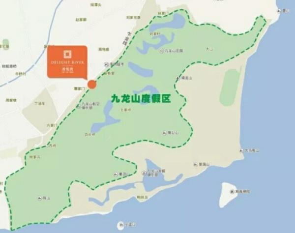 看图说话!【嘉兴平湖九龙山景区—中南漫悦湾】