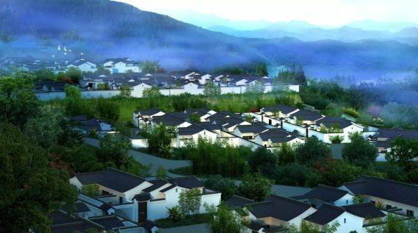 """17平方公里,位于安吉县递铺镇,是一个以""""动漫乐园,休闲之城""""为主题,集"""