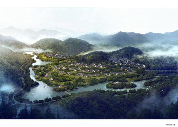 地处国家森林公园aaaa级旅游区,诸暨五泄风景区,距离景区1000米,项目