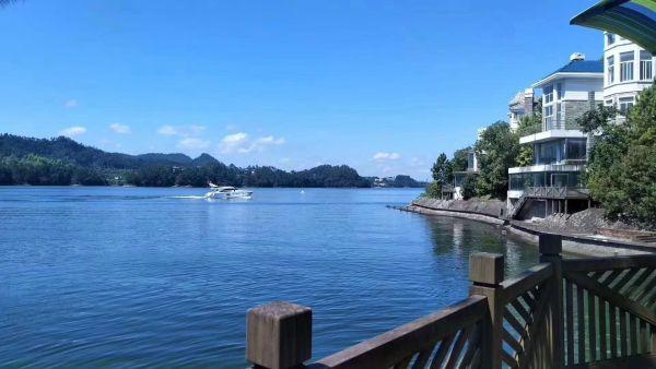千岛湖【天屿明珠湾】22套中式别墅,280万起,真正颐居