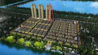 杭州湾新区首个高端住宅,万科物业