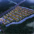 淀山湖万科海上传奇 建筑规划