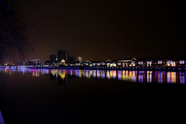 黄桥古镇,丁西林故居,福慧禅寺,新四军黄桥战役纪念馆,小南湖风景区