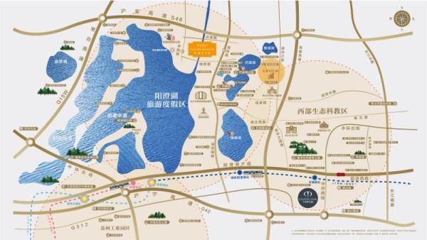 整个公园总规划面积3650亩,比昆山森林公园还大500亩,总投资约1.