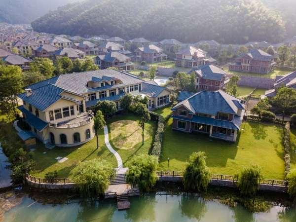 大岩山风景旅游度假区将打造成一处高品质的休闲度假胜地.