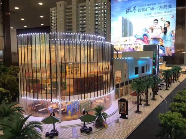 【海宁金泰美食广场】做全百万人的大生意【嘉兴】最牛的商铺