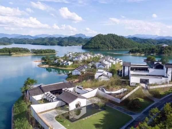 一湖一墅,精装修私家院墅,千岛湖云水江南等你来约