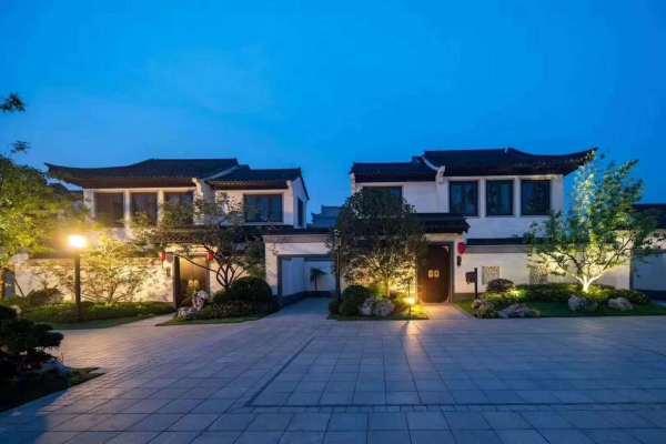 诸暨印象枫桥中式合院别墅,售楼处详细地址,户型,价格