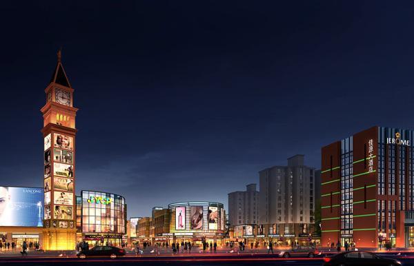 2018海宁金泰美食广场商铺开发商协助运营卖得不要太火——原来好的商