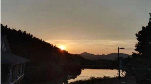 西塞山国家级旅游风景区 《华鼎月亮湾》梦境龙山,茶圣故里 湖州政府