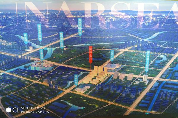 湖州【赞成海月】——周边配套,项目亮点,万达市中心