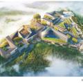 津山云燕 建筑规划