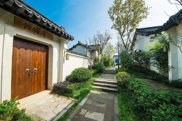 德清莫干山,中式坡地独栋中式别墅,总价260万起【莫干山东麓—莫干