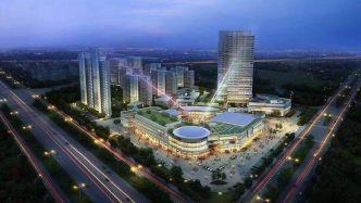 高鐵站2公里 嘉滬同城 半小時直達上海 杭州