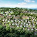 普吉島星空別墅 建筑規劃 項目鳥瞰圖