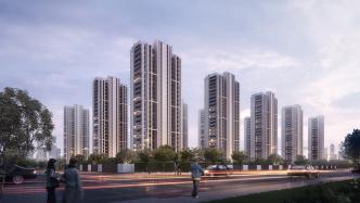 四大品牌開發商聯手打造地鐵口精裝智能高端住宅