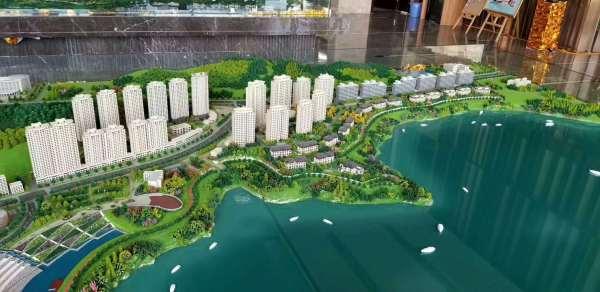 项目地址:千岛湖市青溪新城珍珠半岛环湖北路与青溪大道交汇处 开发