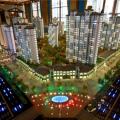 廊坊固安安語國際公寓 建筑規劃 固安中心百萬大盤,集商業住宅與一體的綜合性大盤