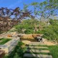 廊坊固安安語國際公寓 景觀園林