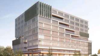 新區中建大廈零能耗示范工程