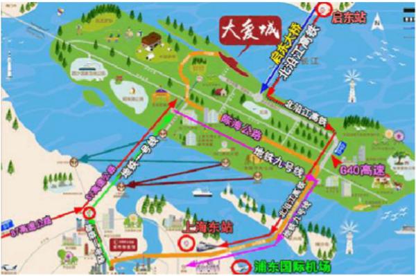 海门机场距离本案约30公里,建设周期约8年,预计今年4月公示.