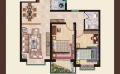 霸州華山家園華山家園一期  97.8㎡ 戶型圖