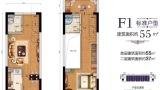 八达岭孔雀城LOFT公寓