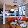 騰沖的小院子 樣板間 精致的中式廚房,溫馨浪漫