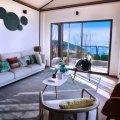 騰沖的小院子 樣板間 客廳通風效果好,窗戶多