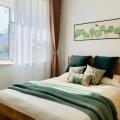 武汉黄陂区天池雅园 样板间 卧室