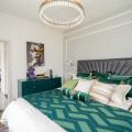 騰沖·和順頤庭 樣板間 溫馨臥室,每間臥室都可以做主臥