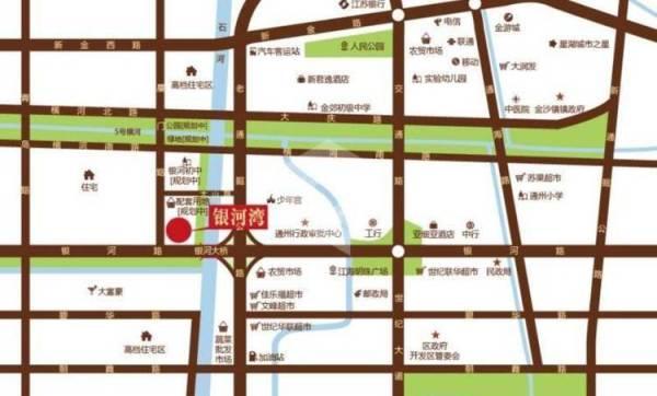 新闻资讯 楼盘动态 上海 上海 周边 > 南通通州区银河湾究竟怎么回事?