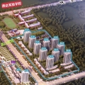 燕郊首爾甜城 方立方 建筑規劃 在售方立方樓座圖
