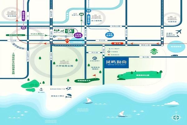 上海奉贤5号线线路图