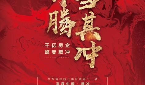 騰沖碧桂園·新城心·林海間