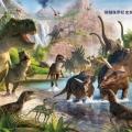 寶能·彩云之上 景觀園林 穿越侏羅紀公園史前大冒險