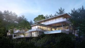 住在綠城安吉桃花源的玻璃房子(Glass House),自己的家就是度假勝地。從此,度假就在自己家,一墻一山水,一窗一江南,一門一國畫。