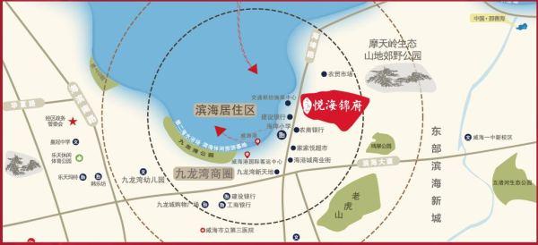 威海21路公交车路线图