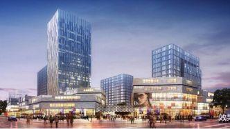 霸州高鐵站旁 溫泉新都孔雀城特價房