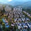 八达岭孔雀城 建筑规划