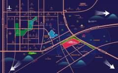兰州新区国际汽车城