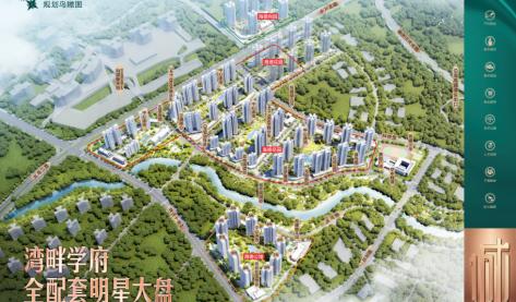 惠州碧桂园太东公园上城