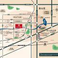 中天熙和誠品 建筑規劃 區域圖