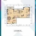 香榭松湖松山湖-香榭松湖户型3室2厅2卫140平 三居 140㎡ 户型图