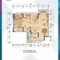 香榭松湖松山湖-香榭松湖户型5室2厅2卫 170 ㎡ 五居 170㎡ 户型图