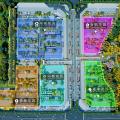 浣溪璞园 建筑规划